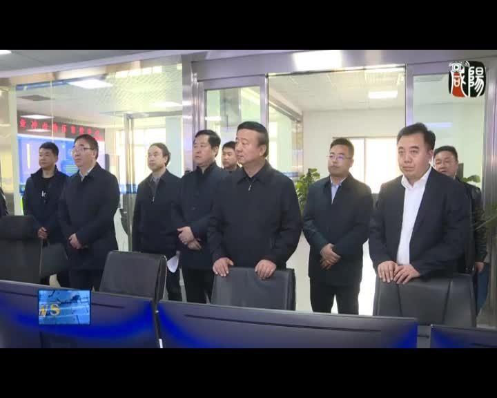 【視頻新聞】馬俊民赴長武宣講黨的十九屆五中全會精神 督導調研包抓重點項目建設情況