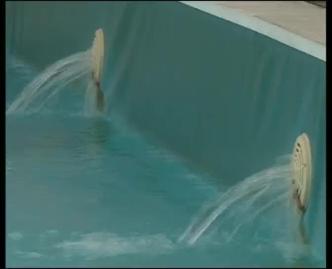 【西部国际商贸城·微视频大赛作品218】福利来啦!咸阳渭滨花海游泳池重新对外开放