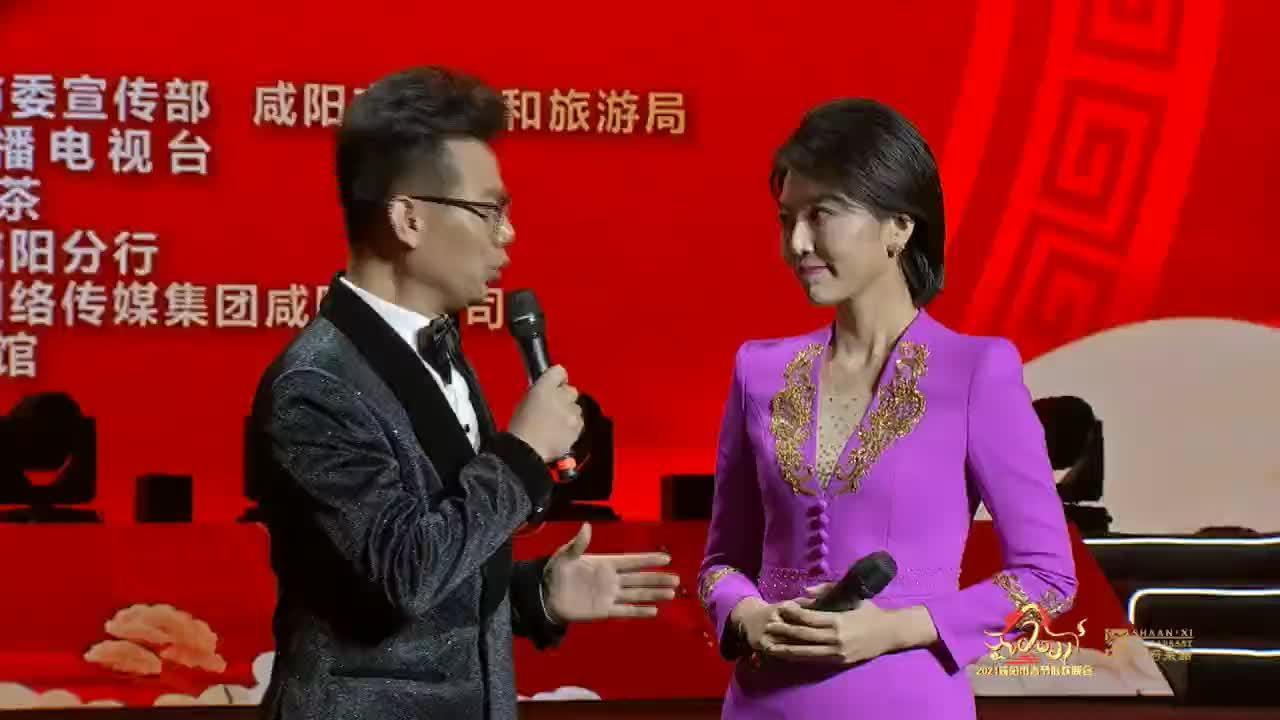 """""""咸阳 一路向阳""""2021年咸阳市春节联欢晚会"""